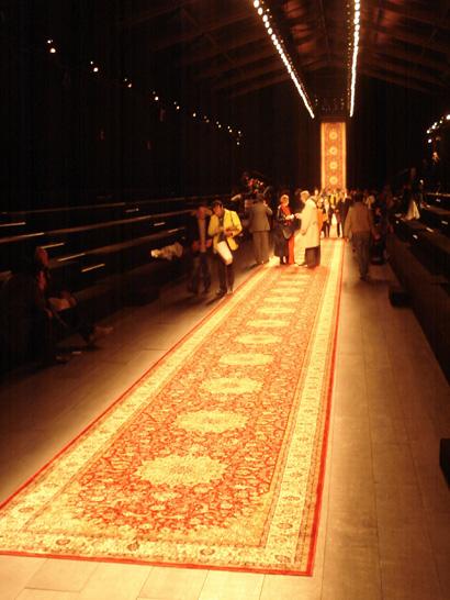 Unamourdetapis Hermes par Jean paul Gaultier 2008