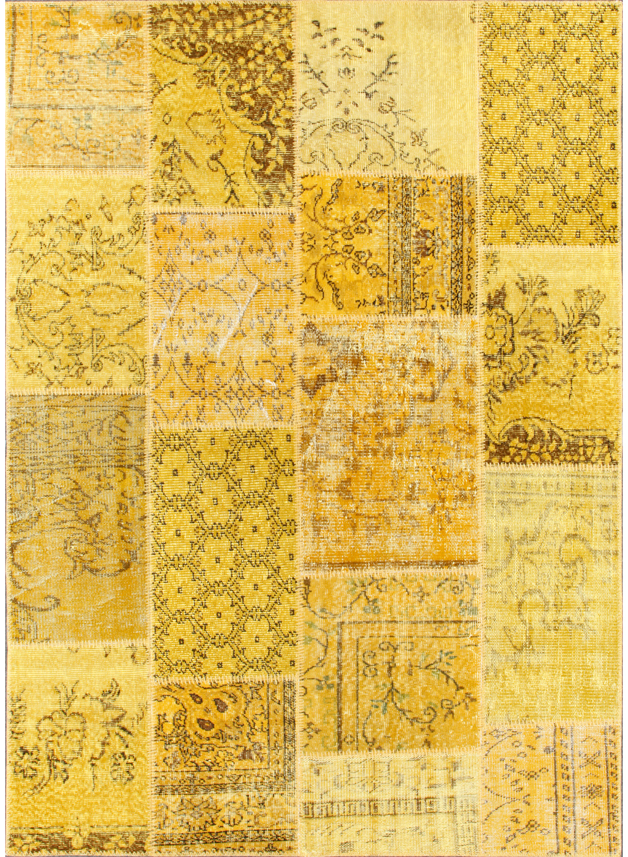 Tapis pour grand salon vintage patchwork 2 tapis naturel par unamourdetapis ebay Tapis vintage patchwork