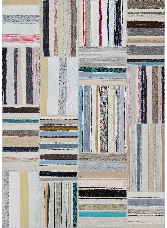 tapis pour tr s grand salon retro patchwork r tapis naturel par unamourdetapis ebay. Black Bedroom Furniture Sets. Home Design Ideas
