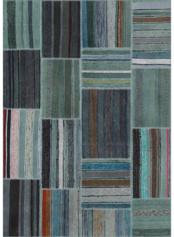 tapis moderne pour tr s grand salon retro patchwork 1. Black Bedroom Furniture Sets. Home Design Ideas
