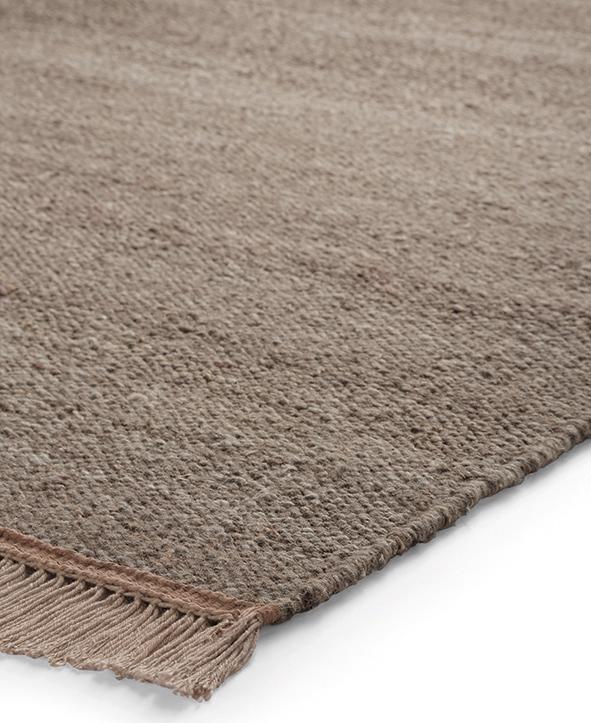 tapis descente de lit blurred tapis naturel par esprit ebay. Black Bedroom Furniture Sets. Home Design Ideas