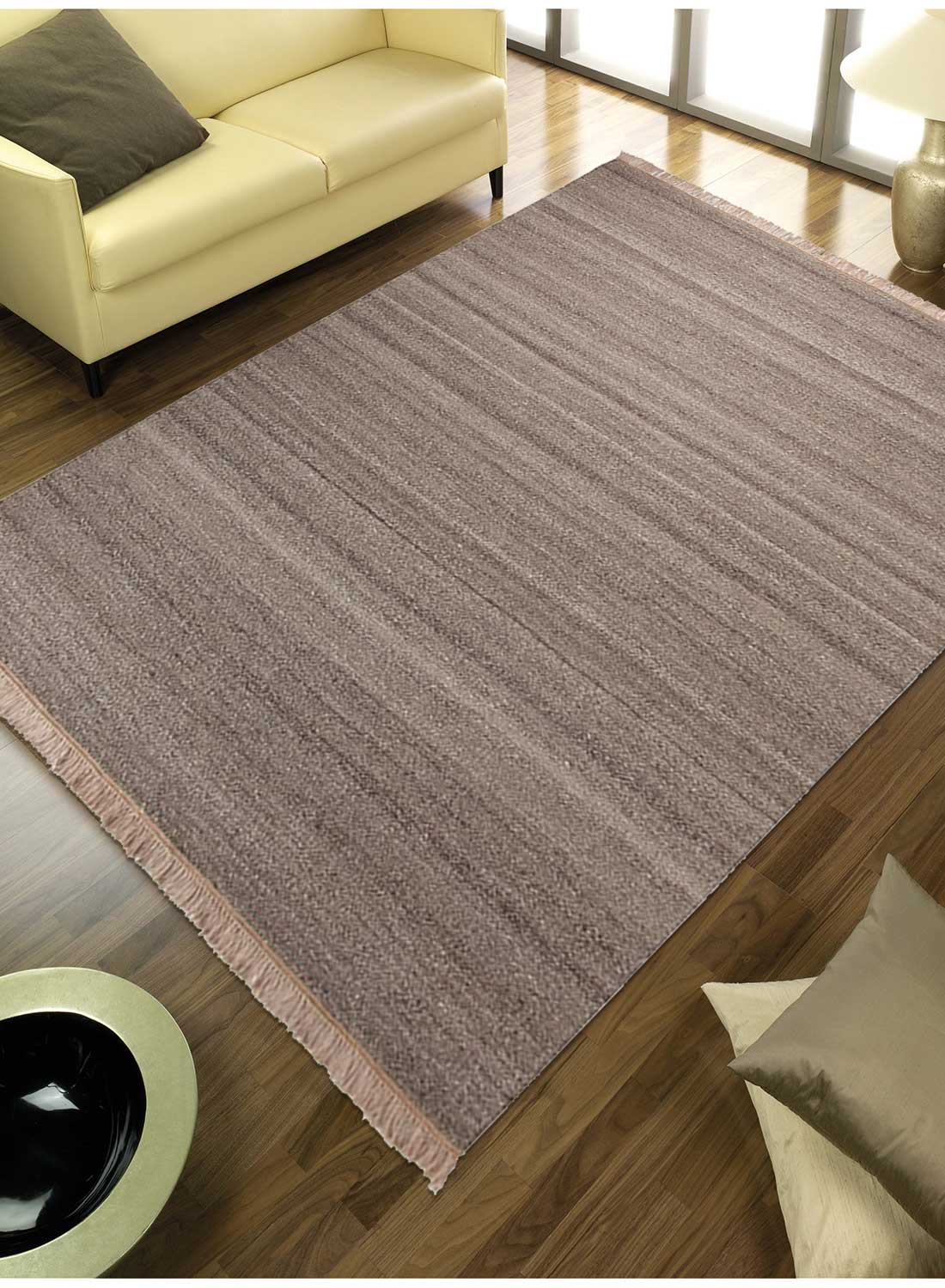 tapis descente de lit blurred tapis naturel par esprit ebay. Black Bedroom Furniture Sets. Home Design Ideas