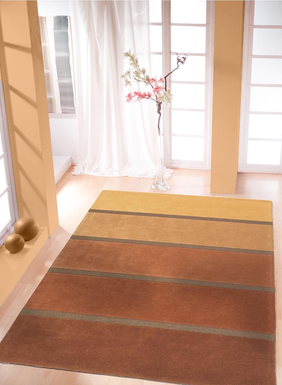tapis colore a rayures luna 01 tapis moderne par brink and campman ebay. Black Bedroom Furniture Sets. Home Design Ideas