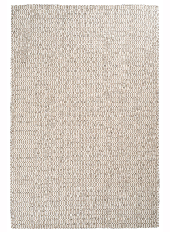 Tapis fin pour sejour tile en laine par linie design - Laine pour tapis ...