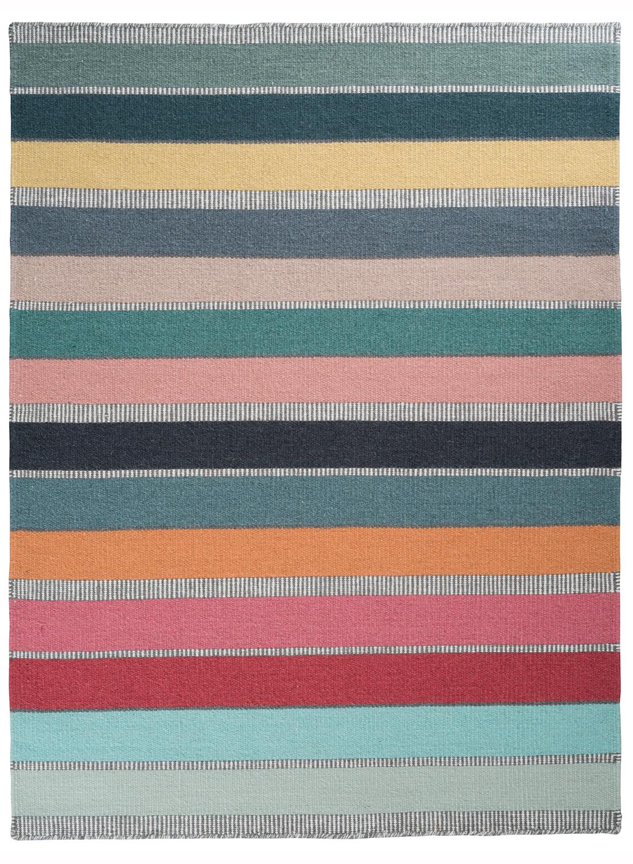 tapis kilim long pour couloir shelbie en laine par linie. Black Bedroom Furniture Sets. Home Design Ideas