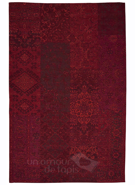 tapis kilim patchwork ethnic antika 2 en acrylique par. Black Bedroom Furniture Sets. Home Design Ideas