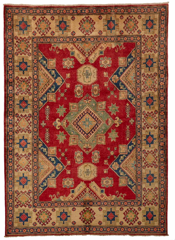 Nou Main Kazak 84 En Laine Par Unamourdetapis Tapis D Orient Ebay