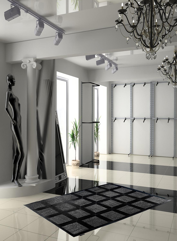 tapis chic n tapis naturel par bizarre concept ebay. Black Bedroom Furniture Sets. Home Design Ideas