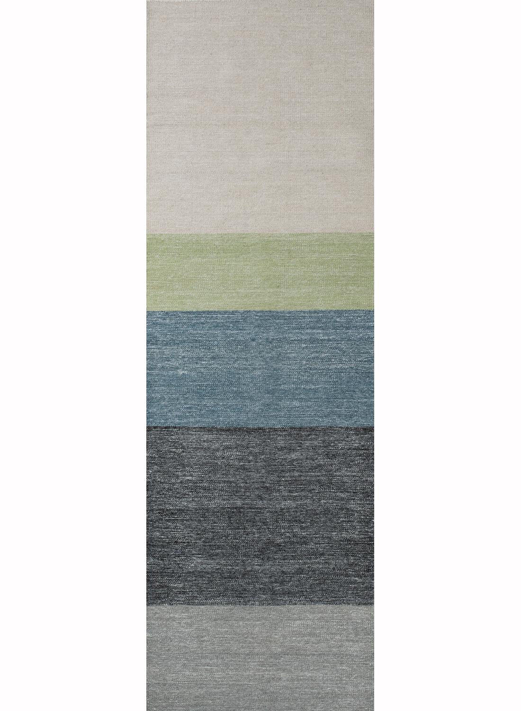 tapis kilim pour couloir poraka en laine par. Black Bedroom Furniture Sets. Home Design Ideas