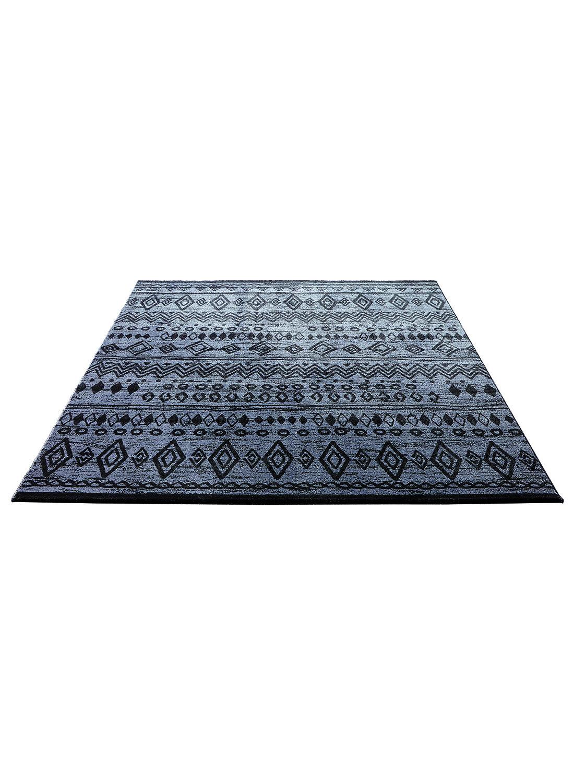 tapis salon contemporary kelim tapis moderne par esprit. Black Bedroom Furniture Sets. Home Design Ideas