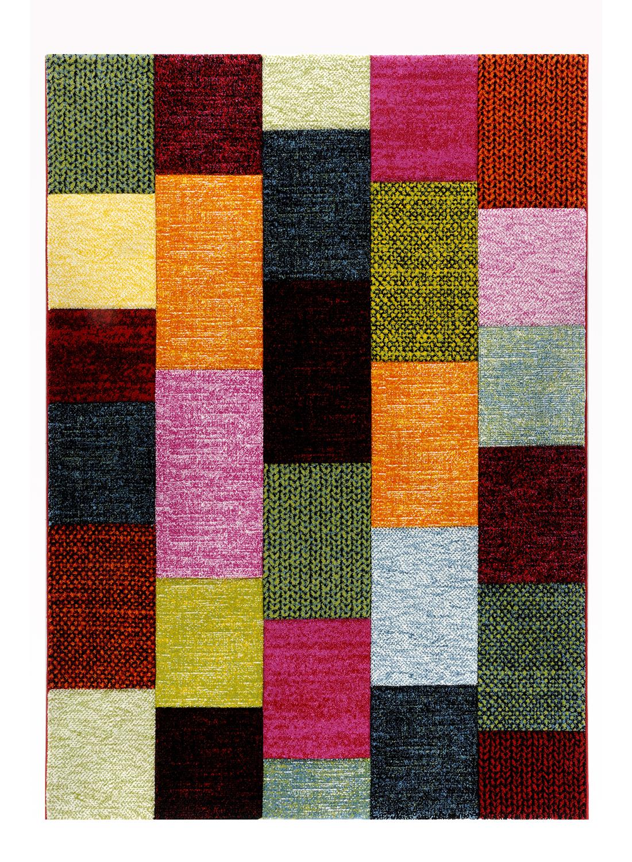 Tapis de salon motifs carres belo 12 tapis moderne par unamourdetapis ebay - Tapis de salon a vendre ...