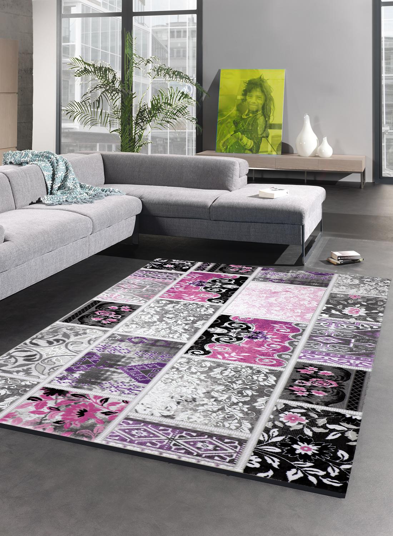 Tapis de salon moderne tapis salon marocain salon - Tapis de salon design ...