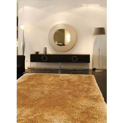 tapis salon SHAGGY MECHES FINES or
