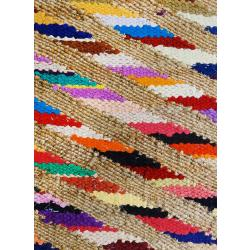 RAINBOW JUTE ET FIL RECYCLE