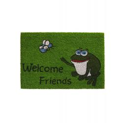 COCO WELCOME FRIENDS FROG