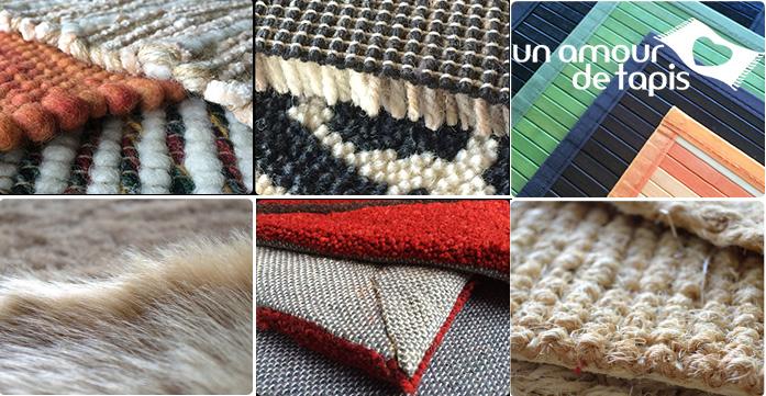 Les différentes matières de tapis - unamourdetapis